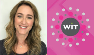 Janice Ross and WIT Logo